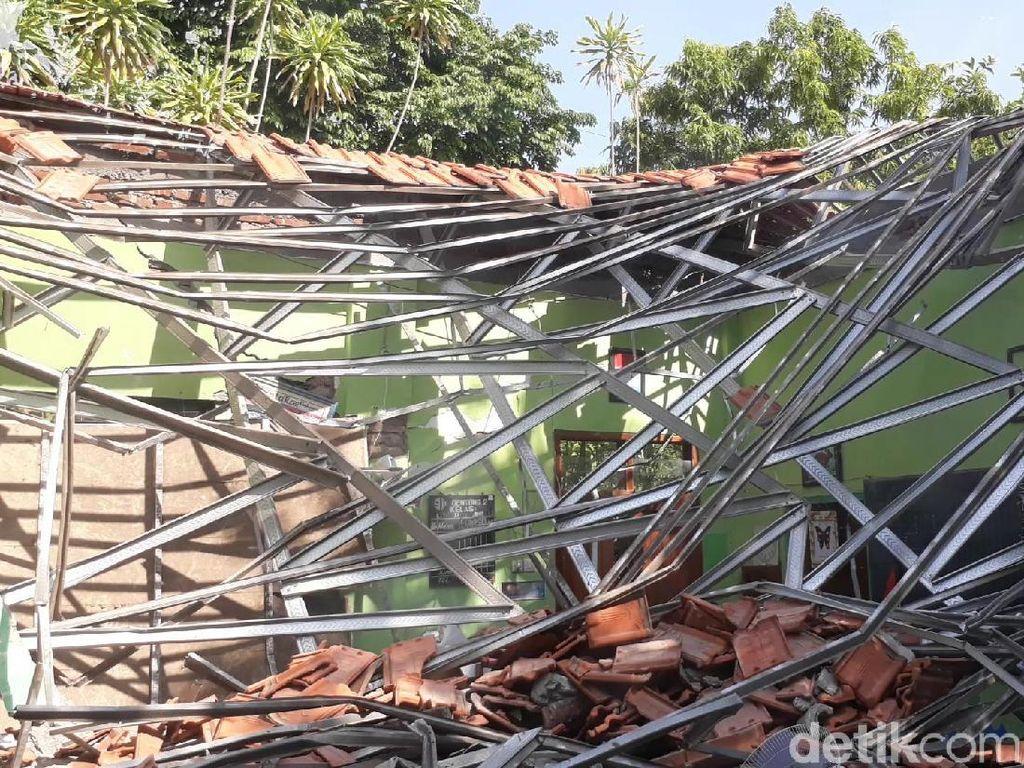 PNS Diduga Korupsi SDN Gentong Ambruk, Begini Respons Plt Wali Kota Pasuruan