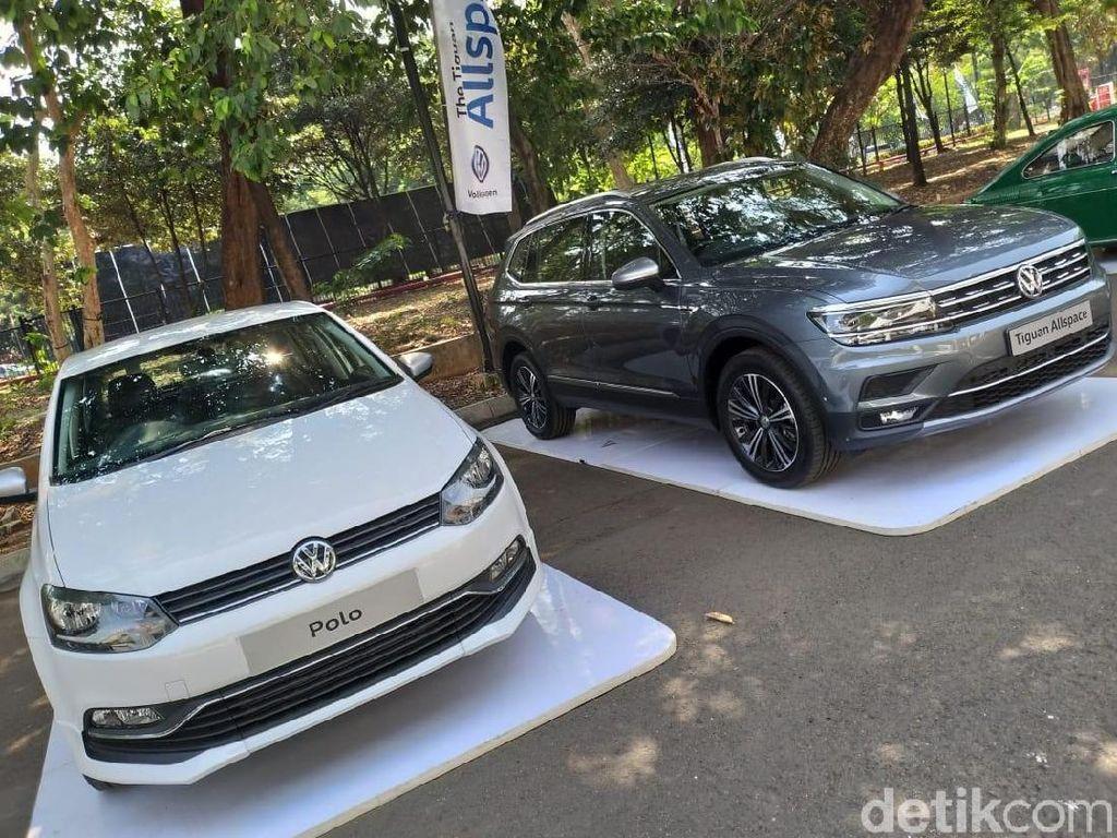 VW tak Punya Amunisi Baru Tahun 2020 di Indonesia