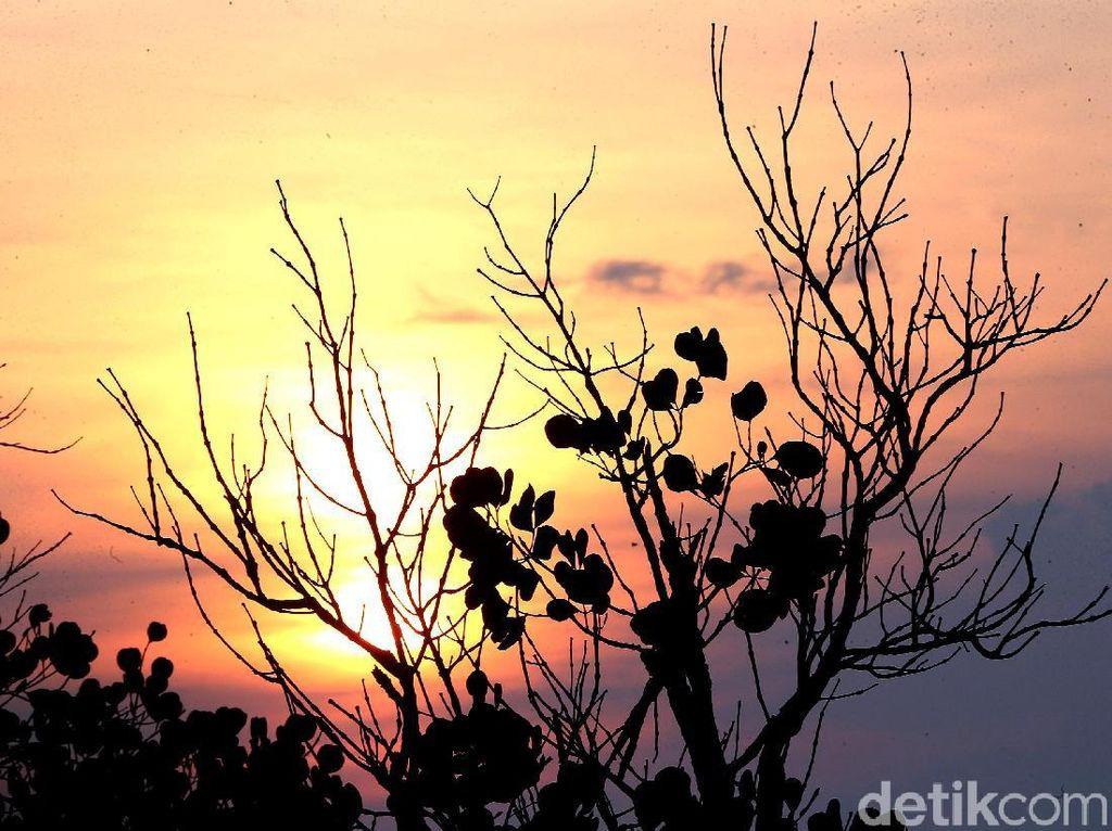 Terpukau Indahnya Sunrise di Pulau Terdepan RI