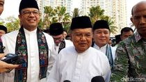 Cegah Radikalisasi, JK Ingin Masjid Diisi Dai yang Moderat dan Paham Agama