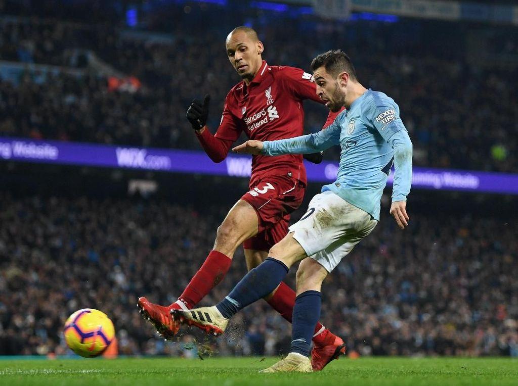 Fabinho: Meski Kalahkan City, Liverpool Belum Tentu Juara Liga