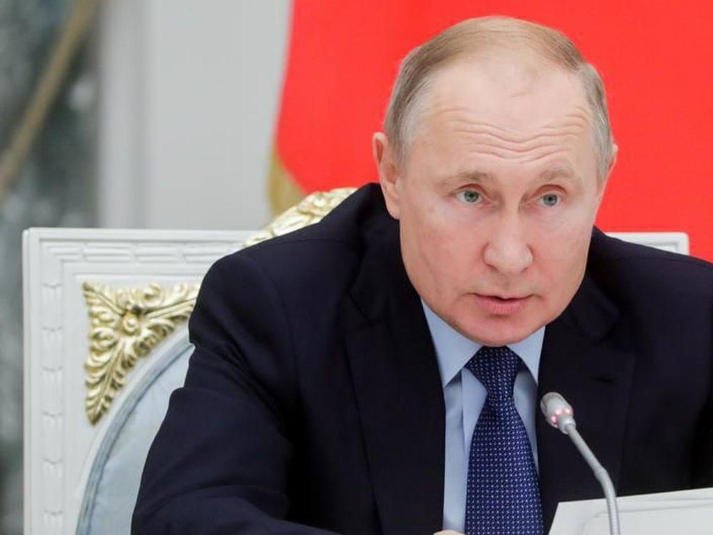 Vladimir Putin Ajukan Rencana Reformasi ke Parlemen Rusia