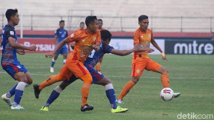 Persiraja berhasil mengalahkan Mitra Kukar 2-0. Foto: Suparno/detikSport