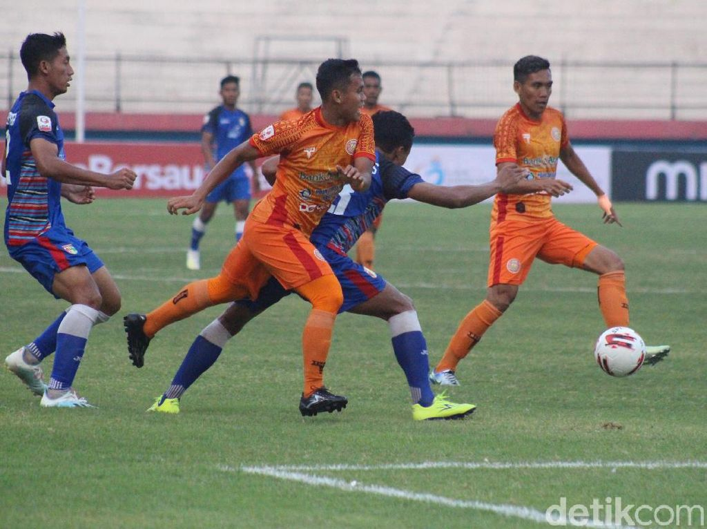Babak 8 Besar Liga 2: Persiraja Taklukkan Mitra Kukar 2-0