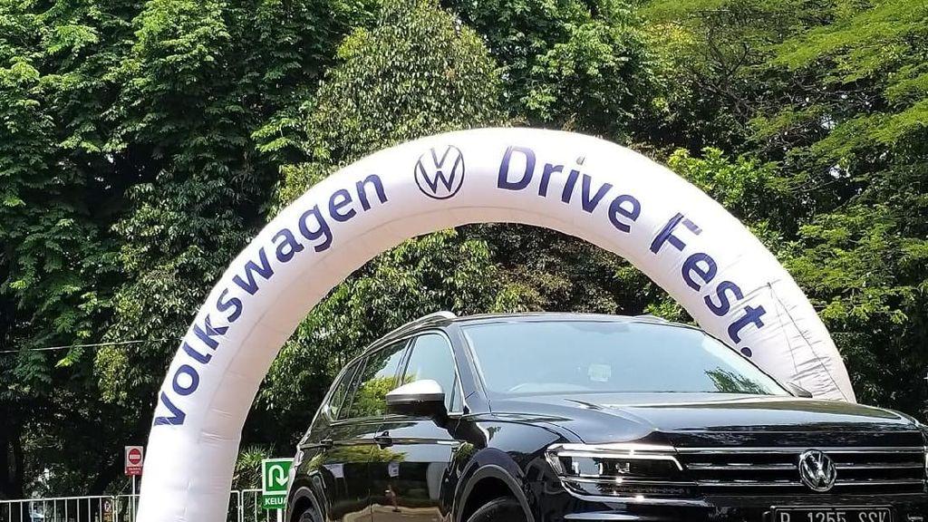 Menjajal SUV VW Rakitan Cikampek