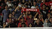 Ditahan PDRM, 3 Supoter RI Ditangkap Sebelum Laga Malaysia vs Indonesia