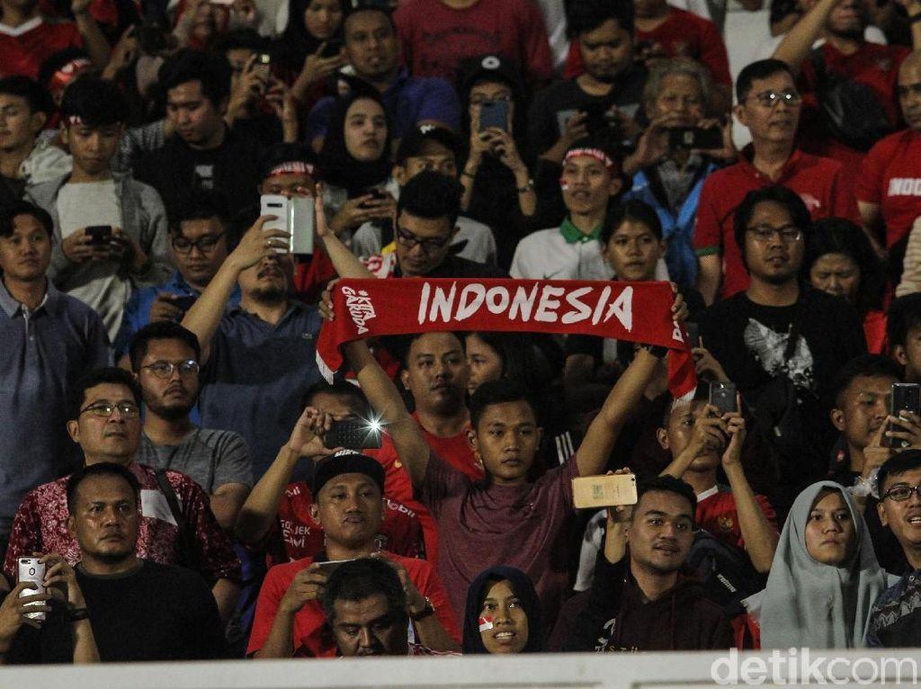 Fakhri ke Suporter: Terima Kasih Dukungannya untuk Timnas U-19