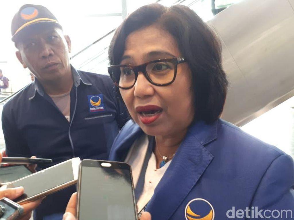 Bertemu PKS Diributkan, NasDem Iri dengan Pertemuan PDIP-Gerindra