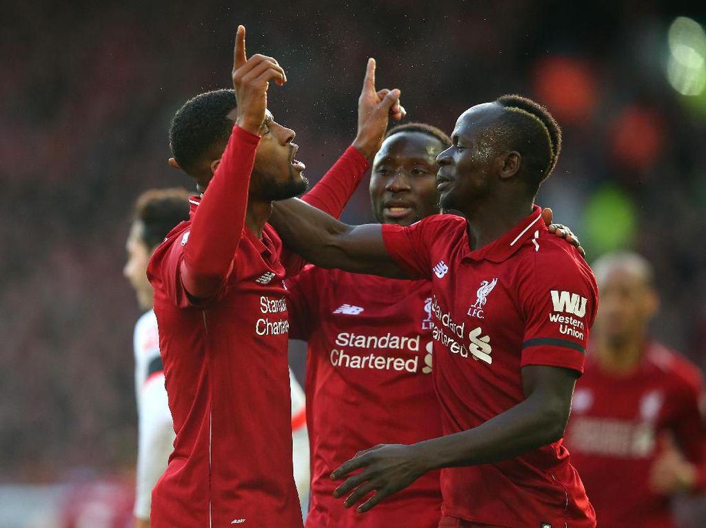 Liverpool Menatap Jadwal Padat, Mane: Mentalitas Akan Jadi Kunci