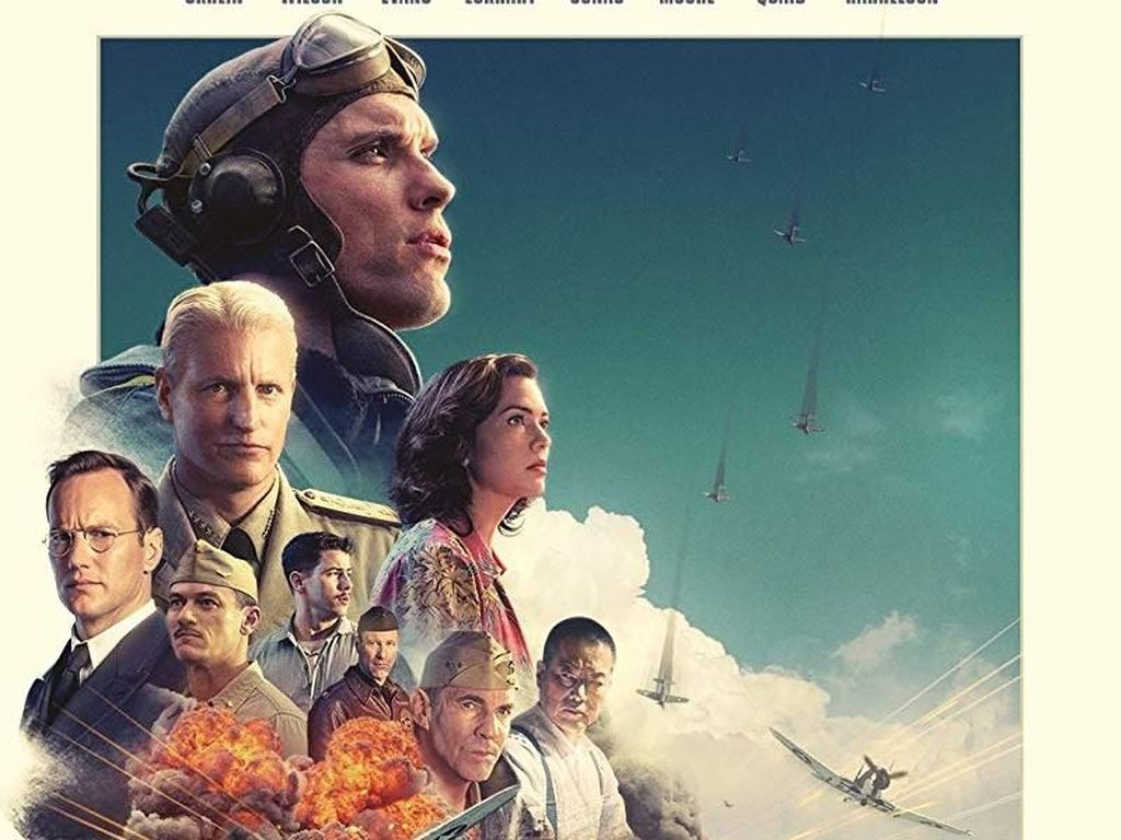 Seputar Midway, Film Perang di Pasifik yang Dibintangi Nick Jonas