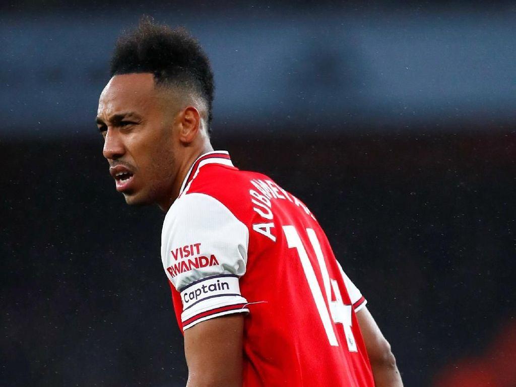 Aubameyang atau Siapapun, Status Kapten Arsenal Bukan yang Terpenting