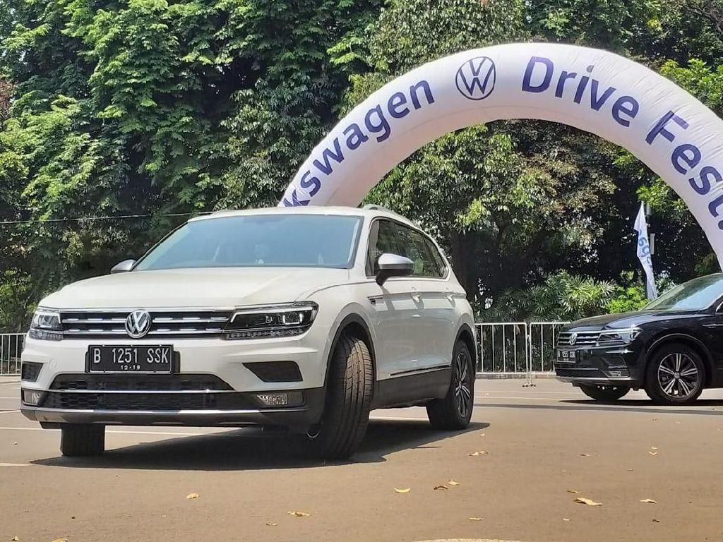 First Drive VW Tiguan Allspace, Benar Bisa Muat 7 Orang?