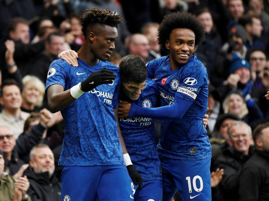 Fakta-fakta Usai Enam Kemenangan Beruntun Chelsea