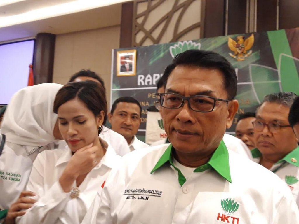 Moeldoko Ungkap Rencana Jokowi Tambah 6 Wakil Menteri Lagi