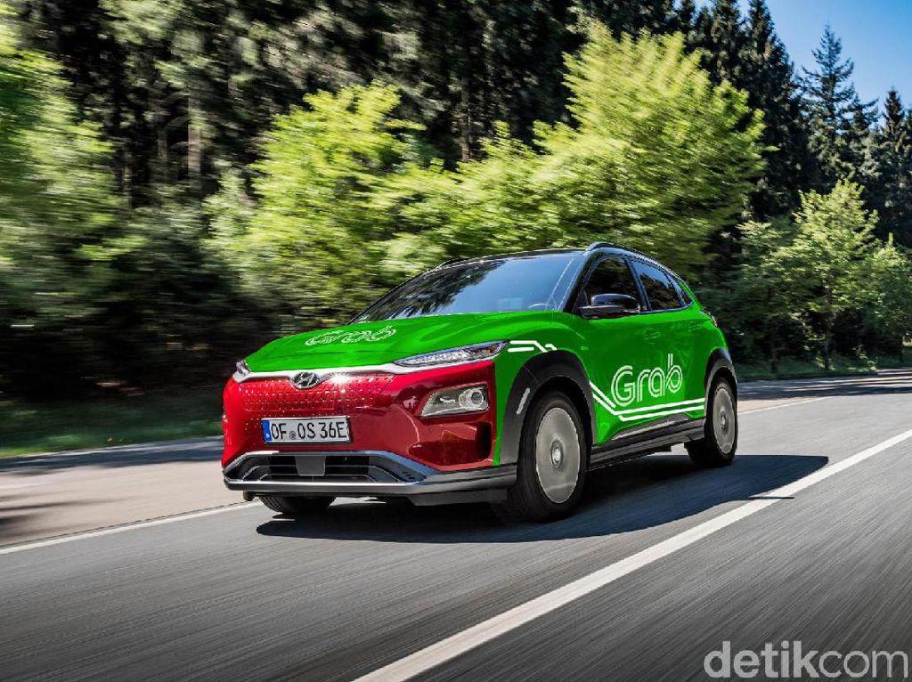 Mengintip Calon Mobil Listrik Hyundai-Grab di Indonesia