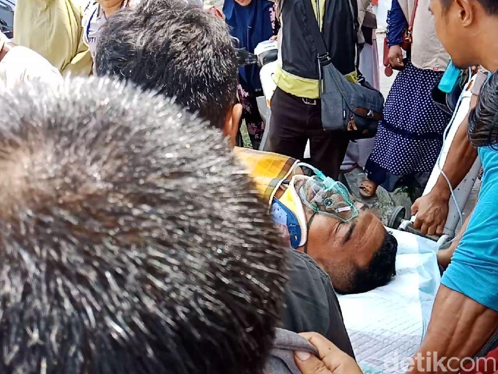 Masih Harus Dirawat, Polisi Donggala yang Tertembak Belum Bisa Dioperasi