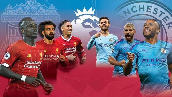 Susunan pemain Liverpool vs Manchester City (Foto: dok.detikcom)