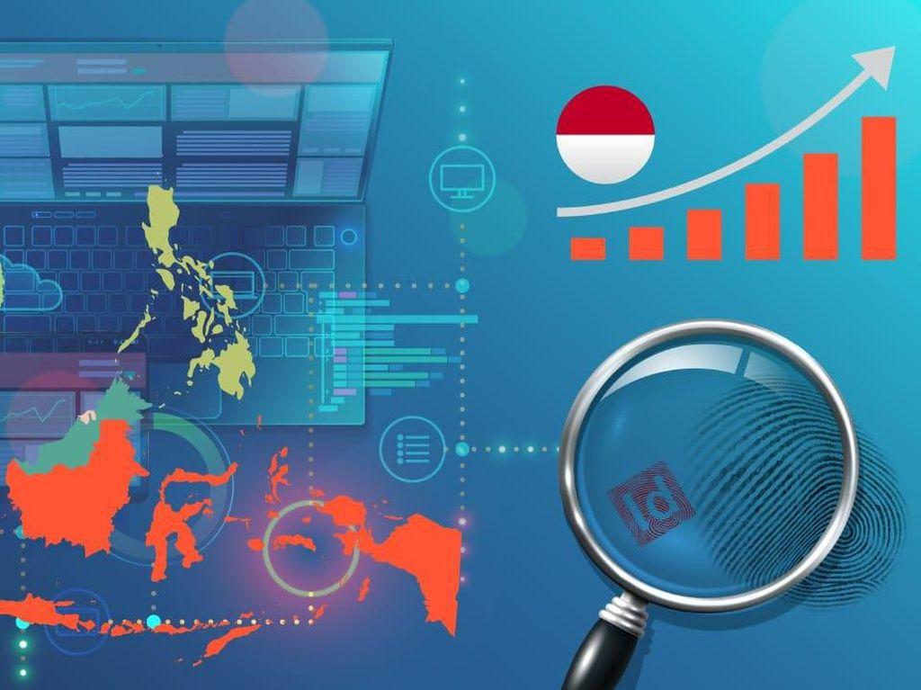 Pengguna Domain .id Melesat di Asia Tenggara