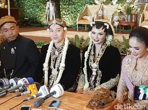 Dinikahi Enjy, Kartika Sary Semringah Dapat Bekal dari Yuni Shara & KD