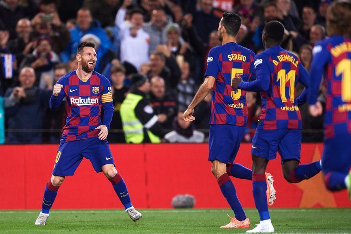 Barcelona menjamu Celta pada lanjutan Liga Spanyol di Camp Nou, Minggu (10/11/2019) dini hari WIB dengan bekal kekalahan 1-3 dari Levante pekan lalu.