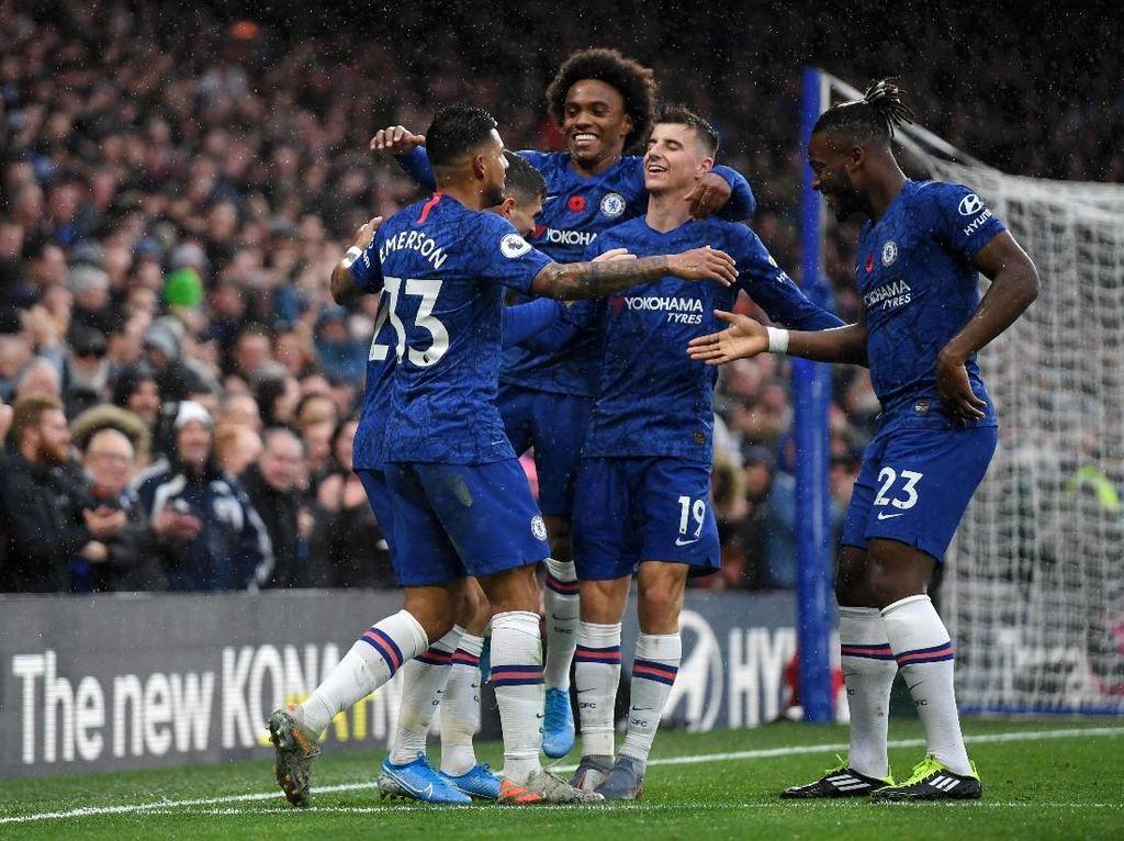 Meski Menang, Chelsea Sempat Bikin Lampard Frustrasi