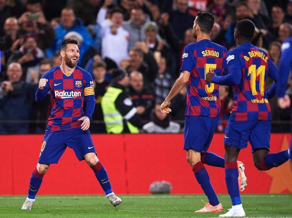 Bersama Messi Semua Jadi Mungkin