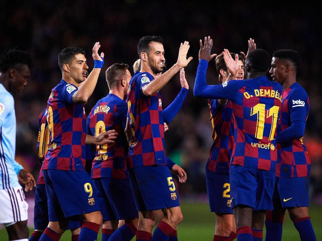 Penebusan Barcelona
