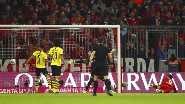 Hasil Der Klassiker: Dominan Total, Bayern Hantam Dortmund 4-0