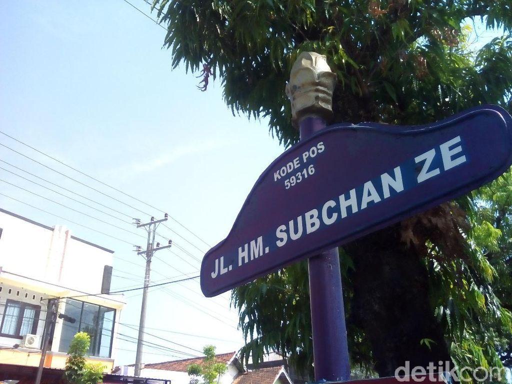 Subhan ZE, Tokoh Bangsa dari Kudus yang Terlupakan