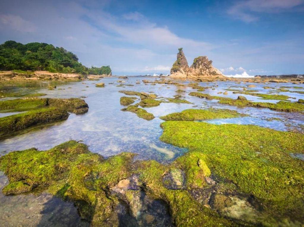 Fantastis! Pantai di Banten Ini Bernilai Investasi Tinggi