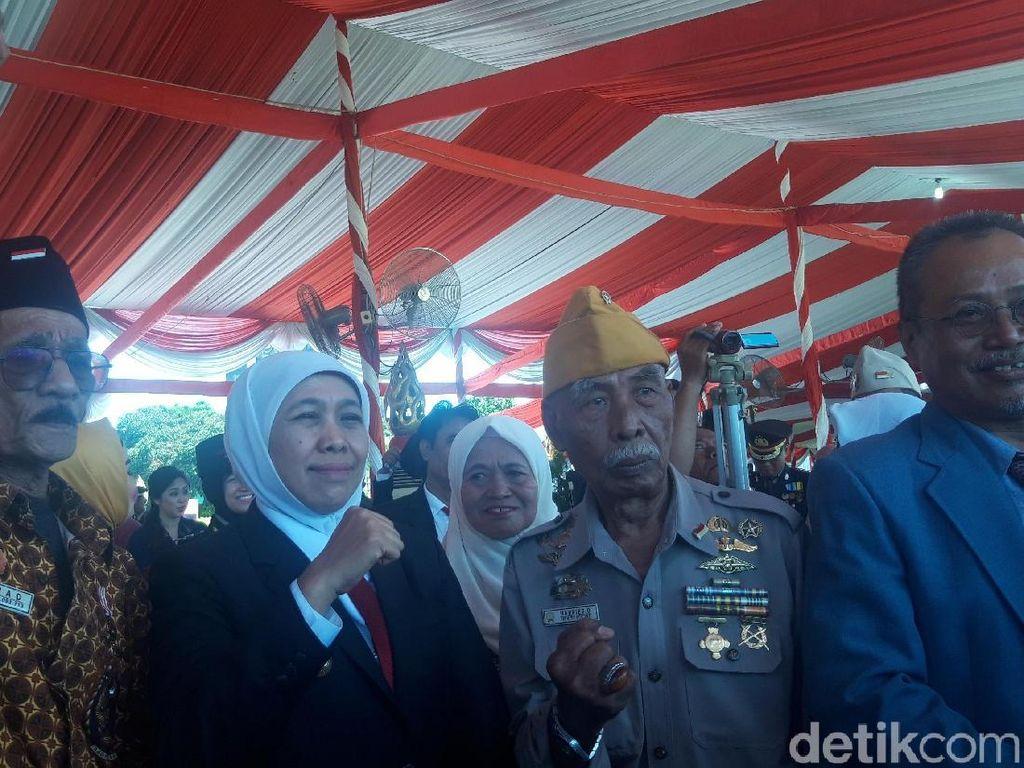 Gubernur Khofifah Usulkan Gus Dur Jadi Pahlawan Nasional