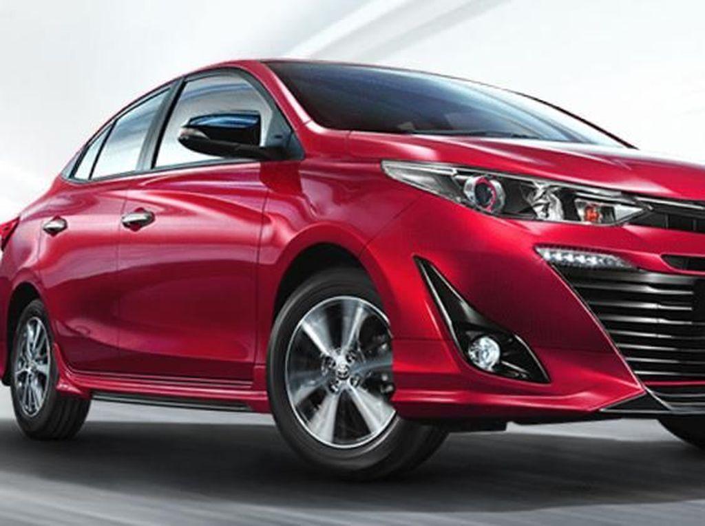 Ikut LCGC-nya Thailand, Toyota Vios Kini Bermesin 1.200 cc