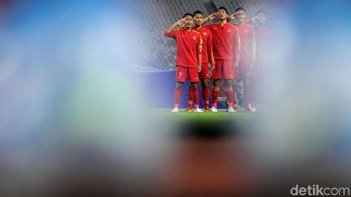 Timnas Indonesia U-19 memastikan tempat di Piala Asia U-2020 Uzbekistan. Itu setelah Skuat Garuda Muda seri dengan Korea Utara 1-1.