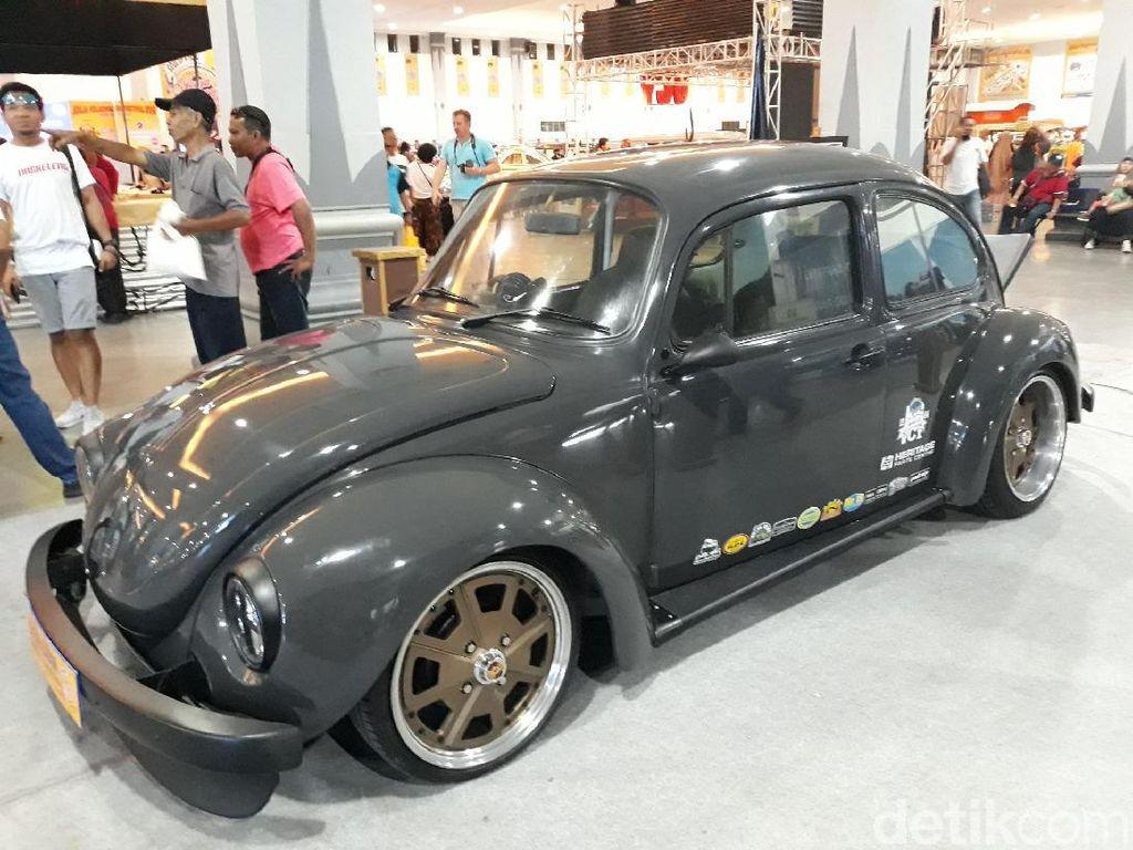 Masih Mulus, VW Kodok 1974 Gratis buat yang Beruntung