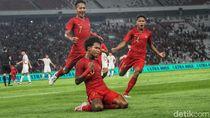 Seri Lawan Korut, Indonesia Lolos ke Piala Asia U-19 2020