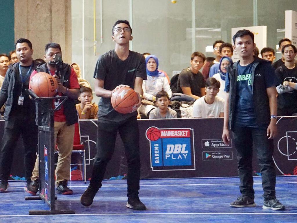 Intip Persiapan DBL 3x3 Kompetisi Basket