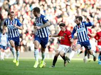 Link Live Streaming Brighton Vs MU