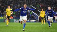 Leicester Vs Arsenal: Bungkam The Gunners, Jamie Vardy dkk Rebut Posisi Dua