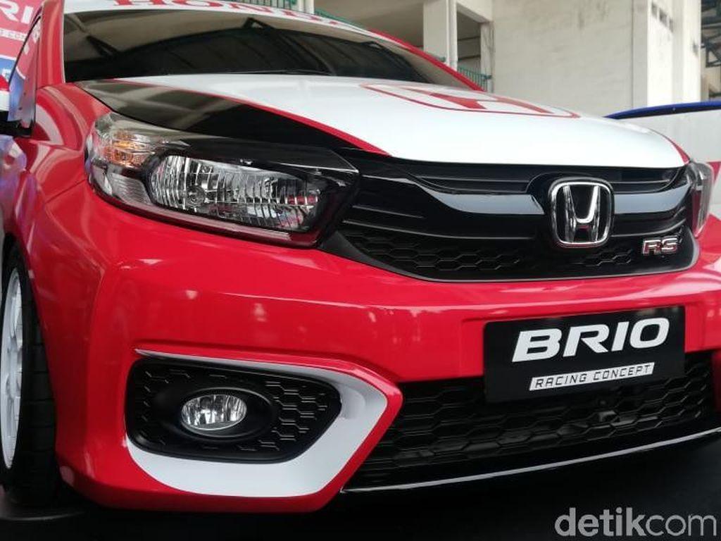 Masuk Segmen Mobil Murah, Harga Honda Brio Sudah Tembus Rp 170 Juta
