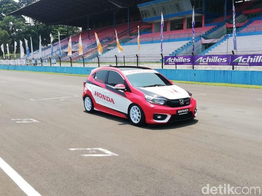 Honda Luncurkan Brio Baru untuk Balapan