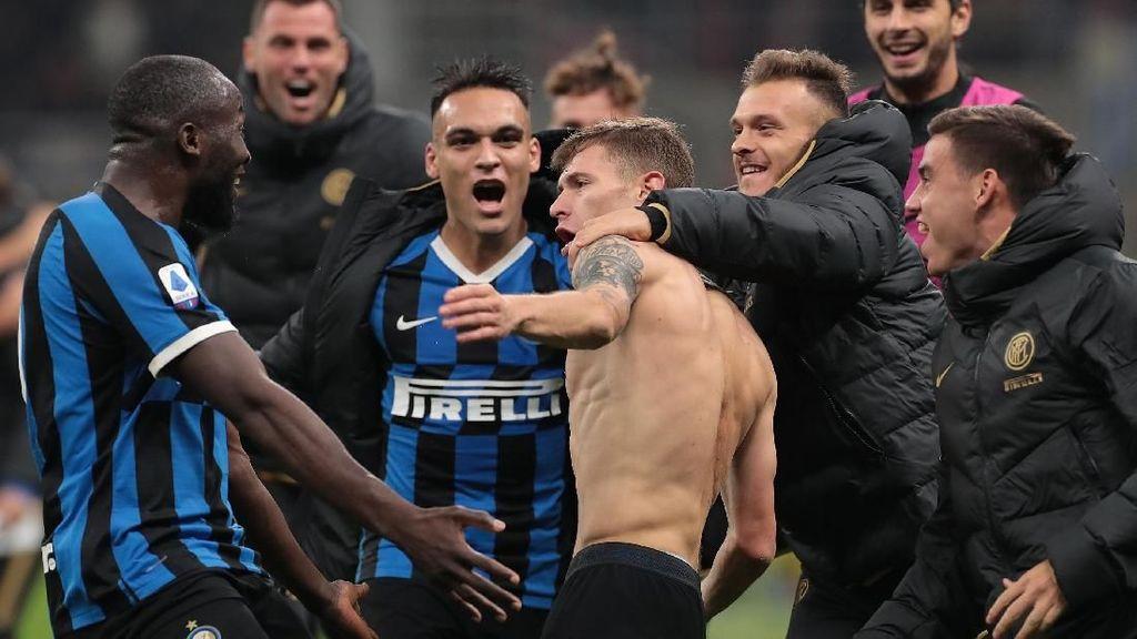 Inter Milan Susah Payah Jinakkan Verona