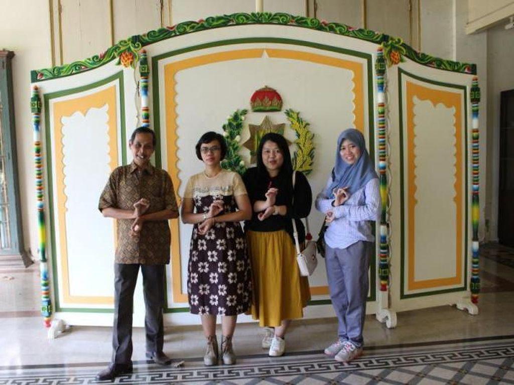Foto: Melihat Istana Raja Solo Lebih Dekat