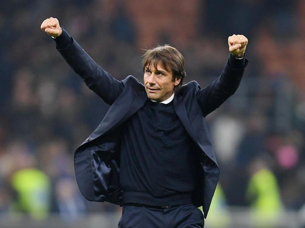Respons Inter Milan yang Diinginkan Antonio Conte