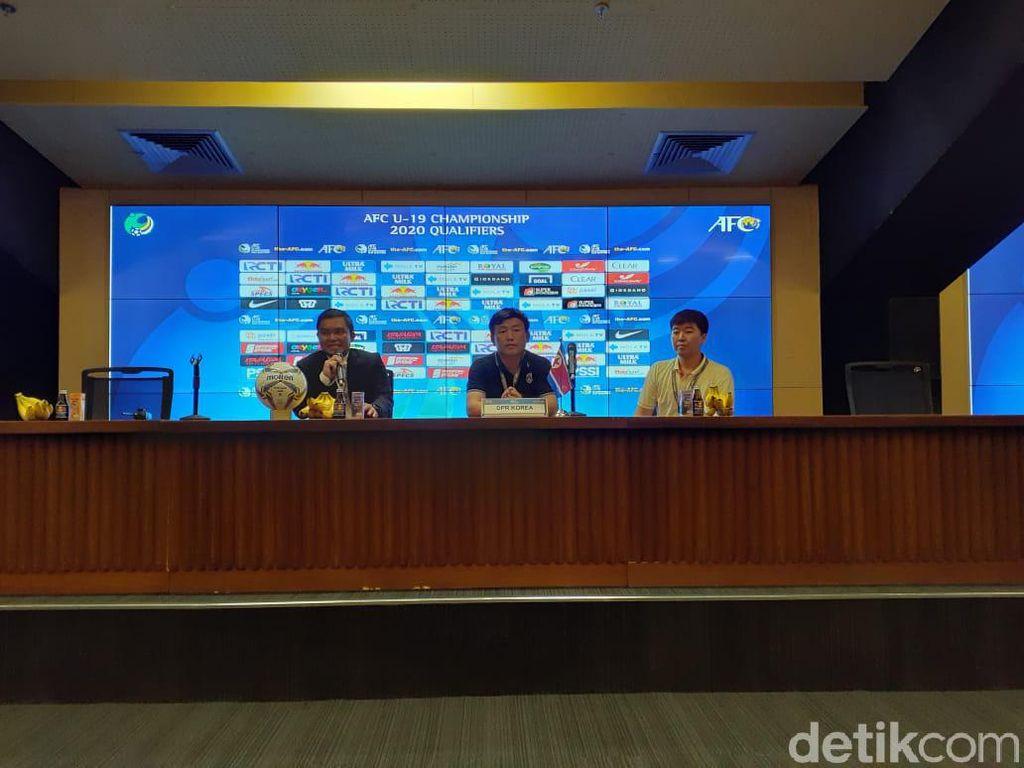 Kecewanya Korea Utara Gagal ke Piala Asia U-19 2020
