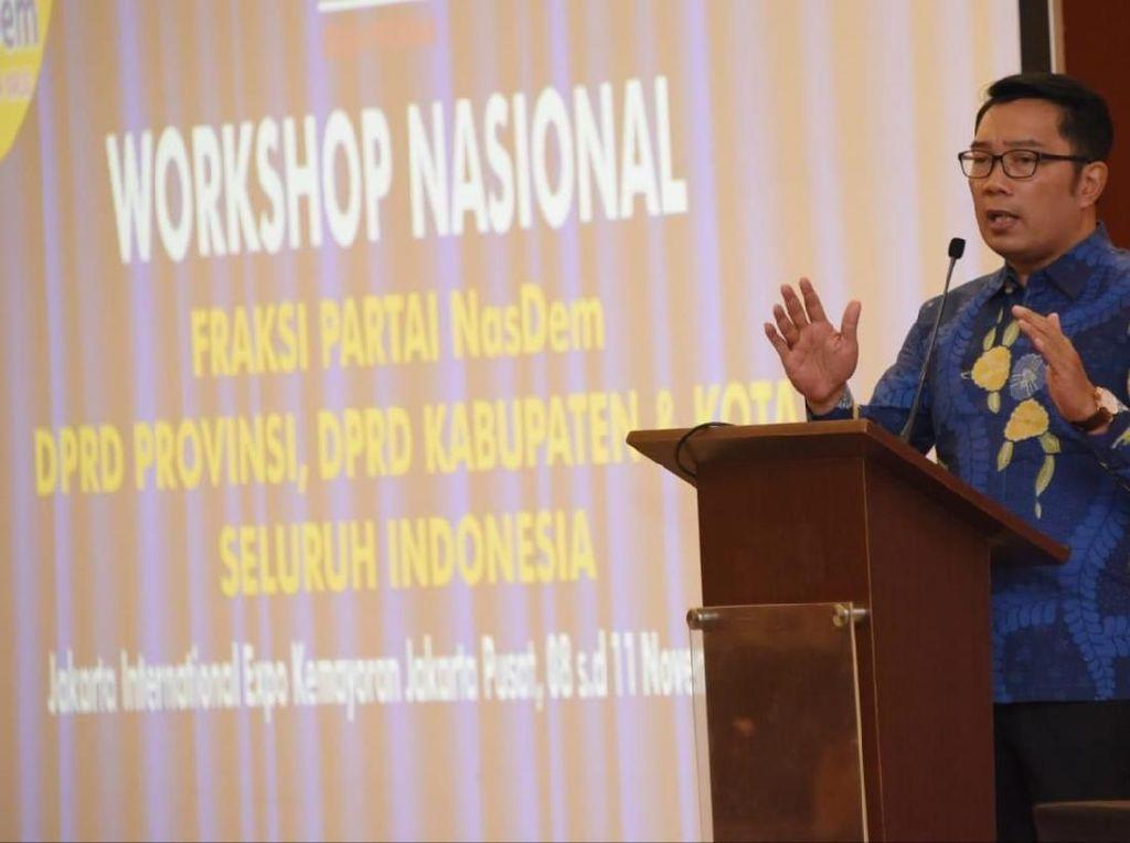 Hari Pahlawan, Ridwan Kamil: 2045 Indonesia Jadi Negara Adidaya