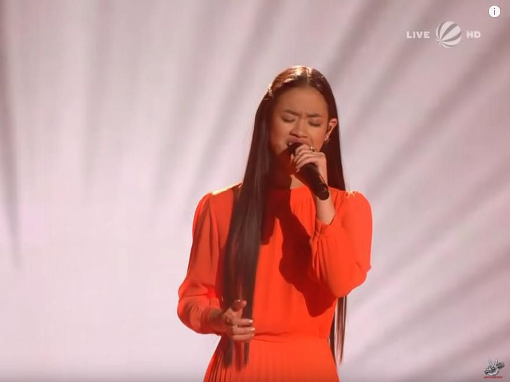 Sebelum Juarai The Voice Jerman, Claudia Emmanuela Santoso Rilis Goodbye