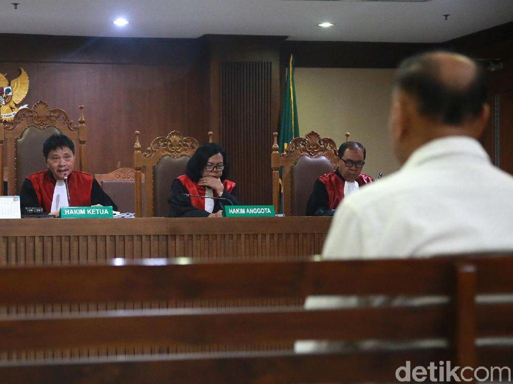 Kasus e-KTP, Eks Anggota DPR Markus Nari Divonis 6 Tahun Penjara