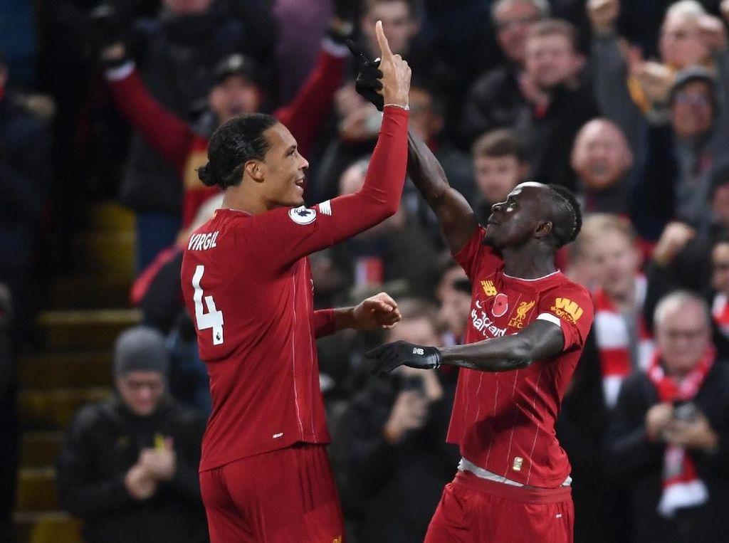 Tim Terbaik FIFA 20: Liverpool Mendominasi, Ronaldo Absen