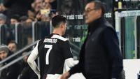 Jangan Ngambek Melulu, Ronaldo