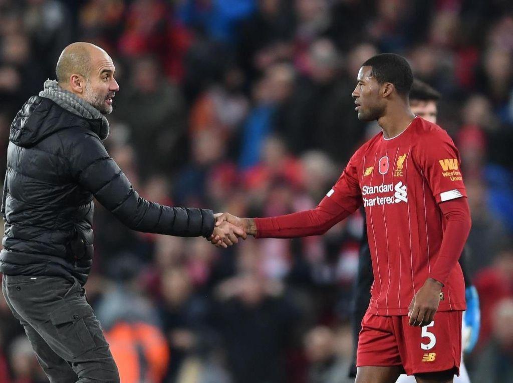 Kesal dengan Wasit, Guardiola Tetap Sanjung Liverpool